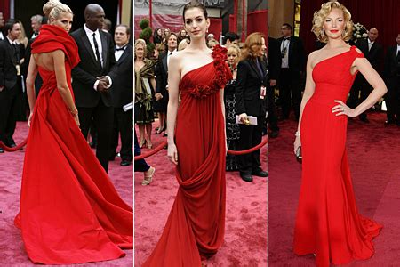 2008 Oscars Best Dressed by In At The Oscars Metro News