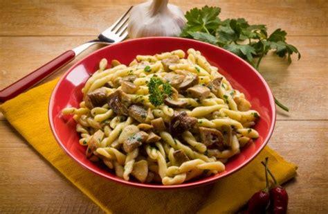strozzapreti romagnoli ricette e varianti agrodolce 8 varianti di strozzapreti romagnoli