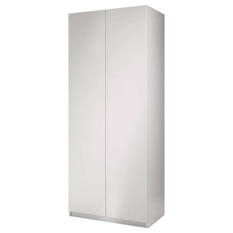 Pax 2 Door Wardrobe by Pax Wardrobe With 2 Doors Ballstad White White 39 1