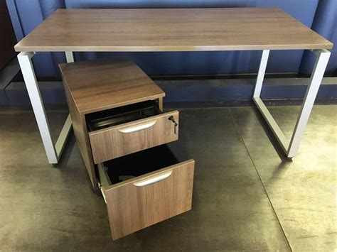 used office desk small desk with storage 30x60 used office desks