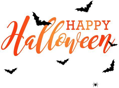 happy halloween  bats png clip art image gallery