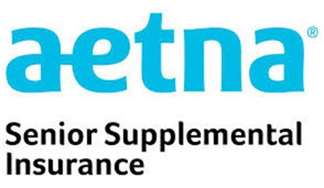supplemental health insurance aetna senior supplemental insurance quotes product