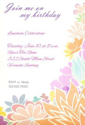 Owers  Ee  Free Ee   Printable Birthday Invitation Template