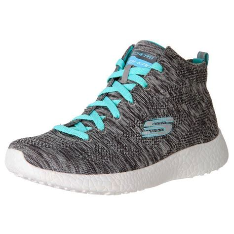 cheap womens high top sneakers new skechers s knitted high top sneakers burst