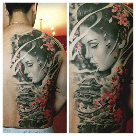 tattoo orientali geisha 50 amazing geisha tattoos designs and ideas for men and women