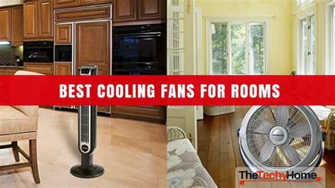 best cooling fans for rooms 7 best cooling fans for rooms in 2018 thetechyhome