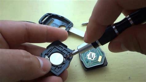 honda pilot key fob battery replacement  honda reviews