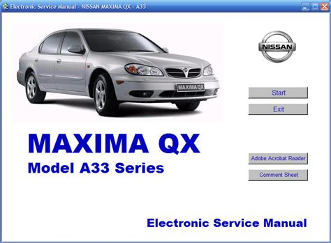 small engine service manuals 1999 nissan maxima regenerative braking service manual 2004 nissan maxima owners manual pdf read online 2005 nissan maxima owner