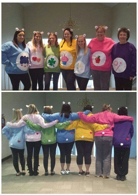 group halloween costumes    squad goals
