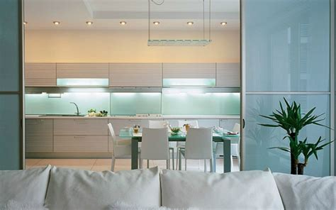 Contemporary Dining Room Design by 40 Awesome Kitchen Backsplash Ideas Decoholic