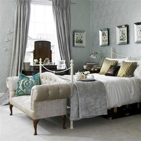 silver bedroom decorating ideas wallpaper damask wallpaper bedroom bedroom ideas sofa