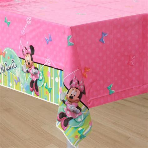 minnie mouse table cover minnie mouse table cover