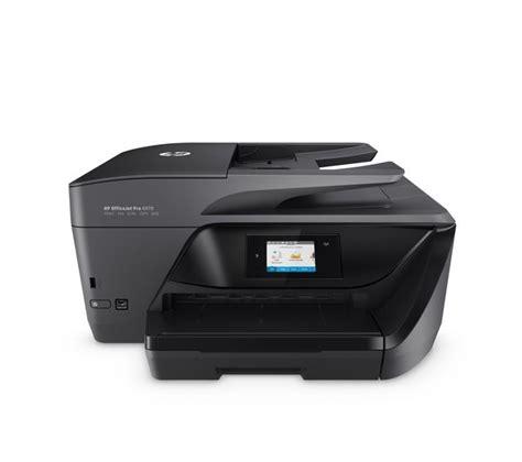 Accesoris Hp 6 buy hp officejet pro 6970 e all in one wireless inkjet printer with fax 903xl black ink