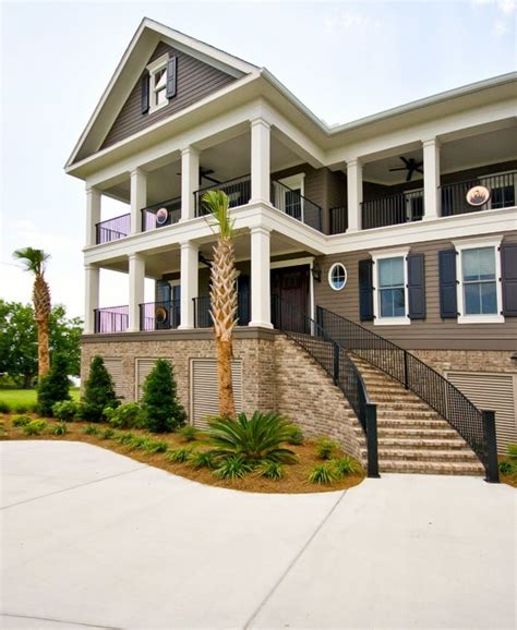 artistic home design inc lowcountry living traditional exterior charleston