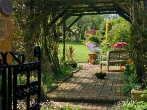 Backyard Arbors Ideas 5 Looks To Inspire Your Very Own English Country Garden