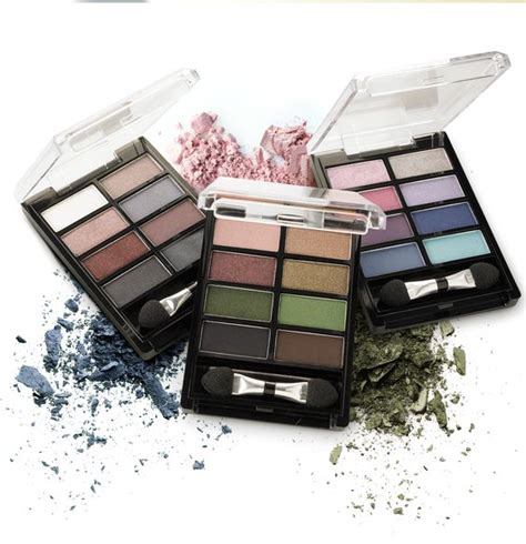 Eyeliner Oriflame Colour eyeshadow palette eyeshadow and colour on