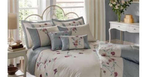 Buy Catherine Lansfield Home Mei Bed Duvet Cover Set Purple From Our Duvet Covers Buy Catherine Lansfield Home Signature Butterfly Blossom Bed Duvet Cover Set Duckegg From