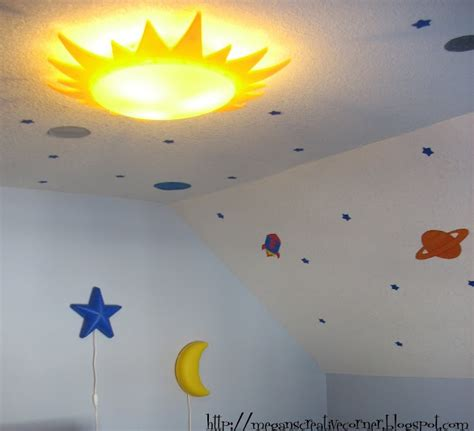 outer space light fixture 29 best rocket themed bedroom images on pinterest