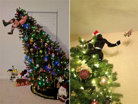 18 brilliant christmas tree topper alternatives for when a