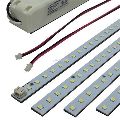 8ft led strip light 8ft magnetic led strip light kit eledlights