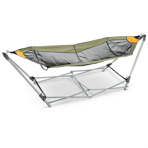 Folding Hammock Guide Gear Portable Folding Hammock 172580 Hammocks At