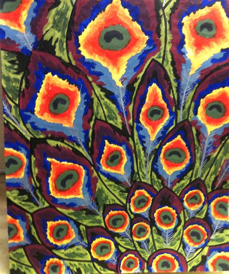 pattern art exles kaley a art100mankato
