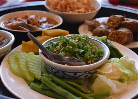 thai food dinner top 10 northern thai food lanna food and in