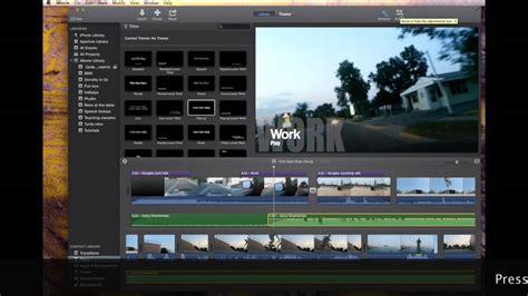 tutorial for imovie 10 0 8 new imovie 10 0 audio tutorial mavericks youtube