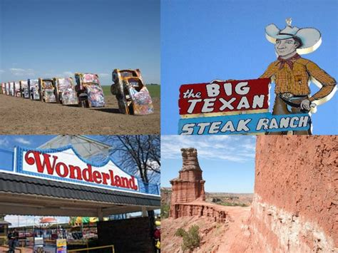 amarillo s top must see destinations route 66 and