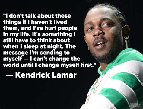 kendrick lamar poetry kendrick lamar explains the trayvon martin lyric that