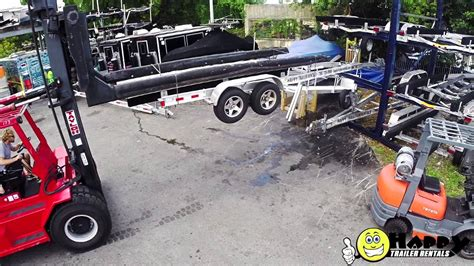 boat trailer rentals in ta florida boat trailer rental miami florida happy trailer rentals