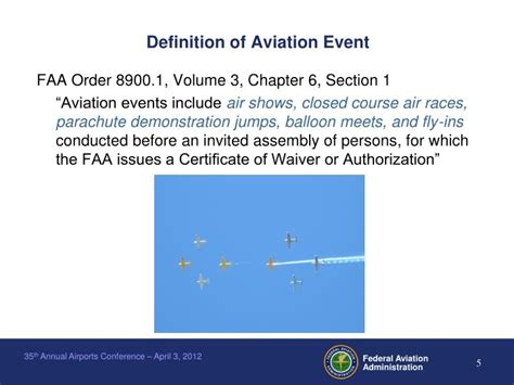 definition of sectioned ppt faa air show waiver reviews powerpoint presentation