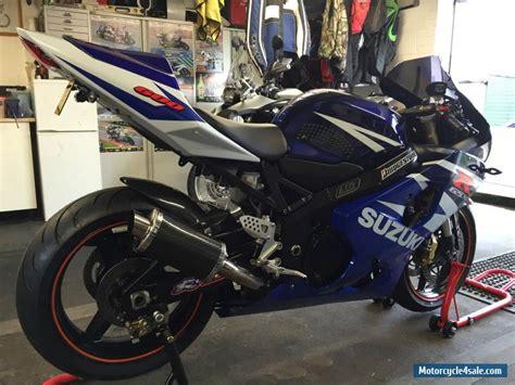 06 Suzuki Gsxr 600 Specs 2006 Suzuki Gsxr 600 For Sale In United Kingdom