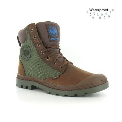 palladium pa sports cuff wp2 mens waterproof ankle