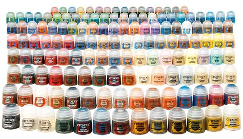 that f ing monkey citadel paint chart
