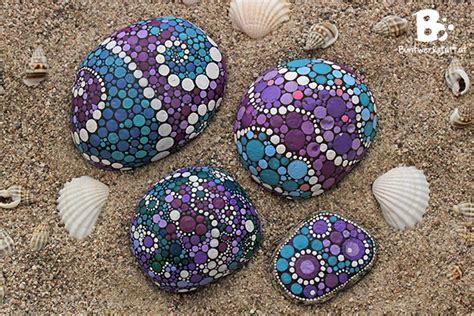 colorful stones mandala stones picture gallery colorful crafts