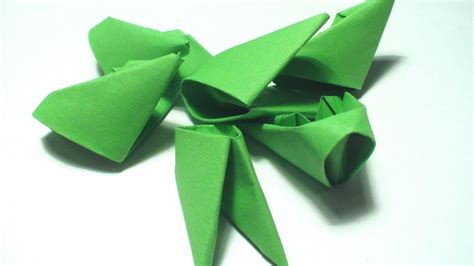 how to make origami 3d pieces how to make 3d origami pieces faster and easier
