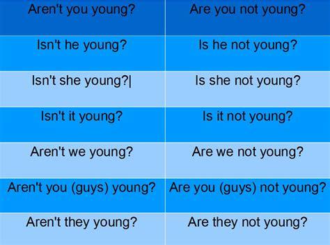 preguntas en presente perfecto en ingles afirmativas negativas y interrogativas lecci 243 n 2 oraciones interrogativas y negativas usando el