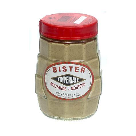 Mustard L Bister Mustard L Imp 233 Riale 250 Ml