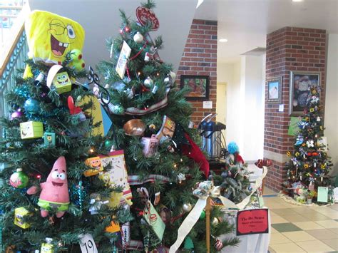 100 christmas trees on the auction we care tree