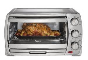 Oster Turbo Convection Toaster Oven Amazon Com Oster Tssttvsk01 Large Convection Toaster Oven