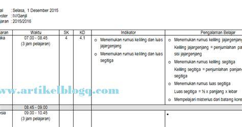 format jurnal format jurnal mengajar harian guru sd dan smp info guru