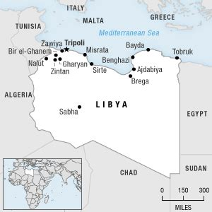 libya map with cities obama s tough message for gadhafi leave npr