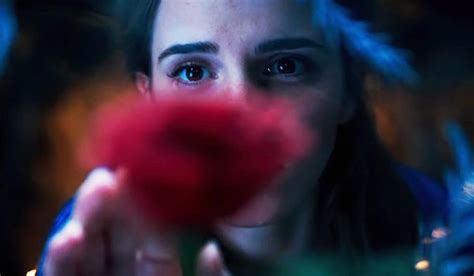 emma watson voice beauty and the beast beauty and the beast 2017 teaser trailer emma watson