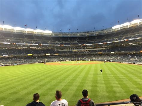 Yankee Stadium Section 239 New York Yankees