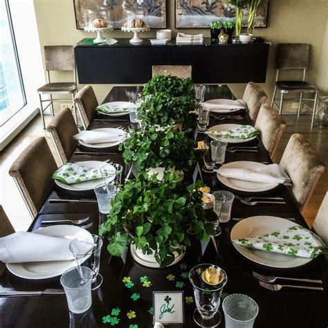 st s day decoration ideas martha stewart st s day dinner or brunch decor martha stewart living leave the leprechauns