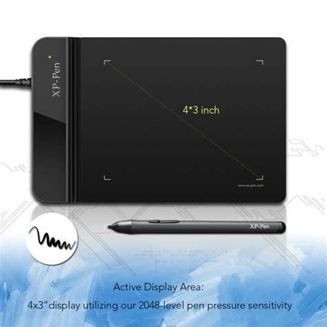 Xp Pen G430 Graphic Tablet For Drawing And Osu White buy gaomon s56k 6 inch digital tablet mini usb