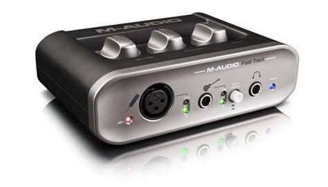 M Audio Fast Track Usb Mkii m audio m audio fast track mkii mk2 usb audio interface