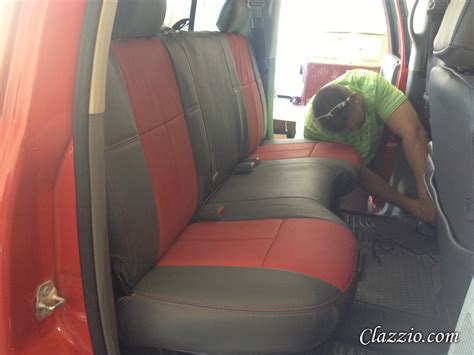 Seat Cover Dodge Ram 1500 Dodge Ram Seat Covers Clazzio Seat Covers