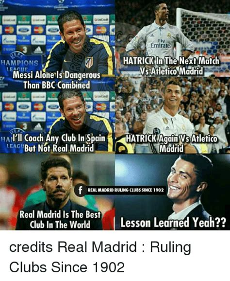 Real Madrid Memes - 25 best memes about messi messi memes